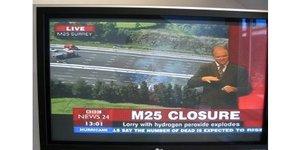 M25 Closed