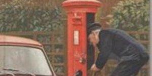 Wait a minute, Mr Postman