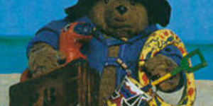 Please look after this bear. Thank you