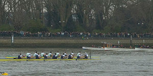 The Boat Race: Not Just For Chinless Wonders