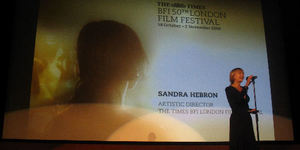 The Times BFI 50th London Film Festival