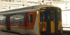 Waterloo Train Derailment