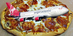 Richard Branson Saves London's Pizza