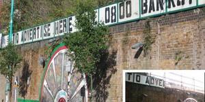 Banksy Goes Ex-Directory