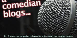 A Comedian Blogs