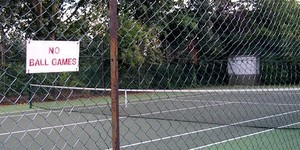 Anyone For Free Tennis?