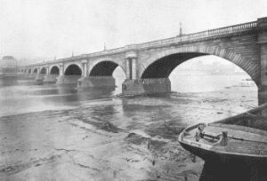 The original Waterloo Bridge