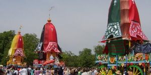 Rathayatra, Festival of Chariots