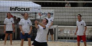 Sporting Weekend: Beach Volleyball