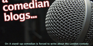 A Comedian Blogs: Self-improvement, pt. 94