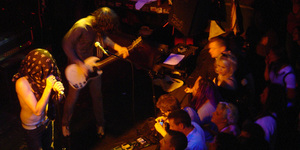 Londonist Live Review: The Eighties Matchbox B-Line Disaster @ Scala