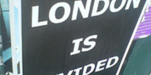Divided London?