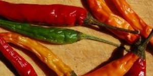Thai Chilli Fry Terror