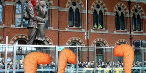 Touch Up London #68: Murder On The St Pancreas Express