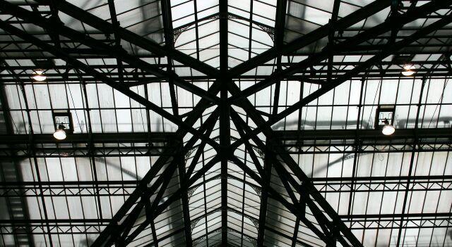Liverpool Street Roof
