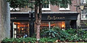 What's for Lunch? Betjeman's