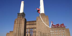 Touch Up London #74: Battersea Santa