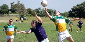 Sporting Weekend: Gaelic Football in Ruislip
