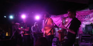 Live Review: Parka @ Borderline