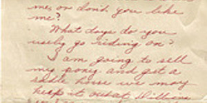 68-Year-Old Love Letter Returned to Writer