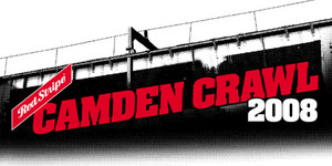 Camden Crawl 2008 Line-up Announced