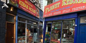 Planet Kebabs VERSUS Archway Kebab House