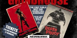 Grindhouse Finally Sleazes Into London Cinemas