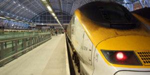 Eurostar Posts Pleasing Passenger Numbers