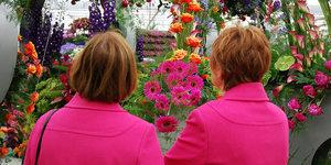 RHS Chelsea Flower Show 2008 Opens