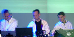 Music Review: Raster-Noton 12th Anniversary at the ICA
