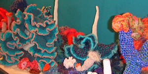 Preview: The Hyperbolic Crochet Coral Reef @ Hayward