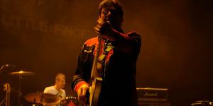 Londonist Live: Stiff Little Fingers and Mark Stewart at Meltdown 2008