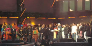 Live Review: 46664: Nelson Mandela's 90th Birthday in Hyde Park