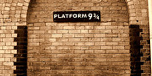 Platform 9 and 3/4 To Be Disapparated