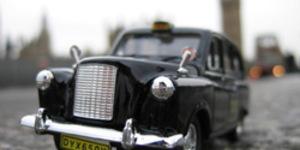 Blaze Bedevils Black Cabs