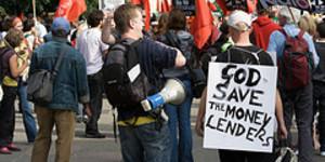 Deja Vu As Christians Condemn Moneylenders