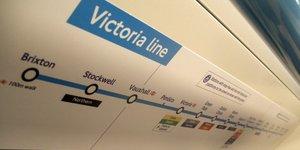 Victoria Line Vexations Virtually Vanish