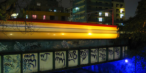 Photo of the Day: Ghost Train