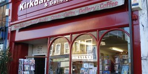 Biblio-Text: Kirkdale Bookshop and Gallery