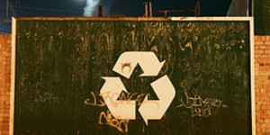 I Am In UR Recycling Watching U