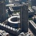 The Crescent from above. Image from United House Developments.