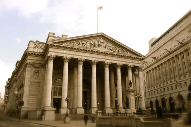 Royal Exchange by Conrad