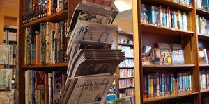 Biblio-Text: West End Lane Books