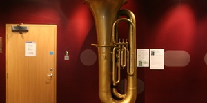 From The Horniman: BBB♭ Tuba