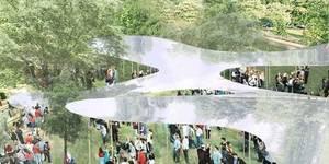 Serpentine Pavilion Design Unveiled