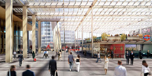First Look Inside Revamped London Bridge Station