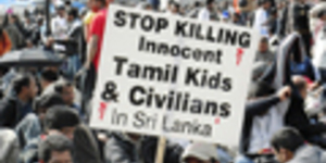 Tamil Protesters Could Divert Marathon