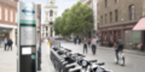 Cycle Hire Scheme Sites Revealed
