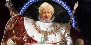 Extra, Extra: Happy Anniversary Boris Edition