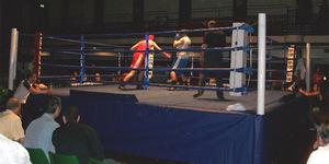Sport: London's Real Fight Club